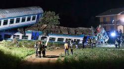 Dos muertos y más de 20 heridos al descarrilar un tren cerca de