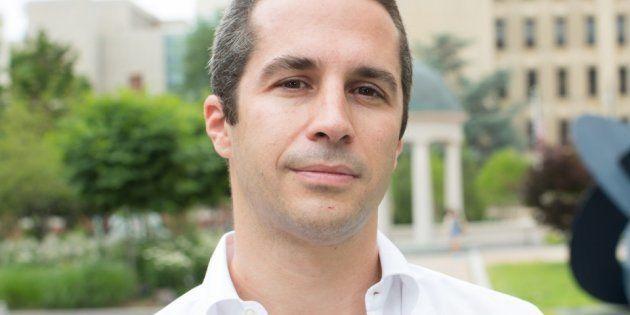 El profesor Lorenzo Vidino, en una imagen de