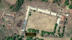 Corea del Norte destruye su centro de pruebas