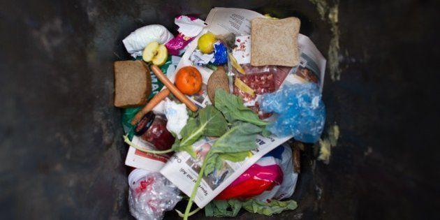 Los datos que explican el desperdicio de alimentos en