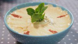 Hummus casero en tres sencillos