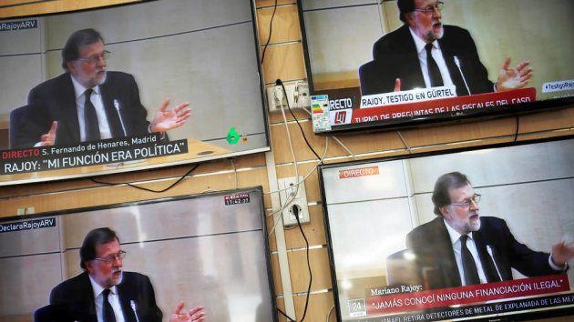 El PP, tercer partido condenado en España por corrupción tras Unió y