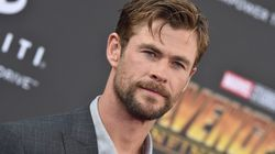 Chris Hemsworth interpreta de la manera más loca 'Wrecking Ball' de Miley