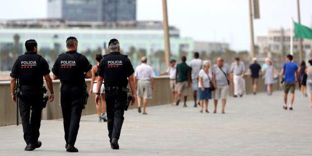El mosso que abatió a cuatro terroristas en Cambrils, un agente con 11 años en el