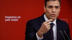 El PSOE estudia una moción de