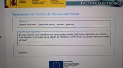 La pregunta de seguridad de la web del Ministerio de Energía que se ha convertido en un fenómeno
