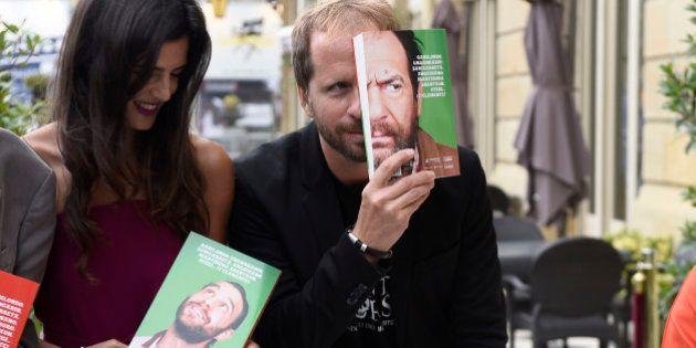 'Ocho apellidos vascos' estrena libro en el Festival de Cine de San Sebastián