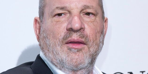 El productor de Hollywood Harvey Weinstein, en una imagen tomada en