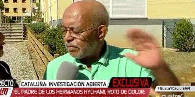 El padre de dos de los terroristas: