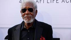 Morgan Freeman se disculpa tras ser acusado de acoso