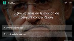 Encuesta: ¿Qué votarías en la moción de censura a
