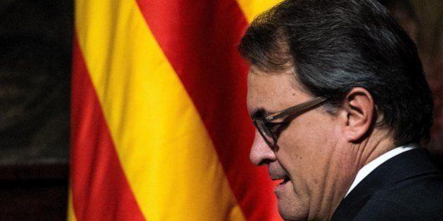 Del 29-S al 9-N: Los movimientos de Rajoy y Mas tras la suspensión de la