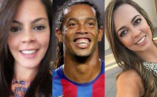 Ronaldinho y sus supuestas dos