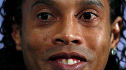 Ronaldinho desmiente su boda con dos