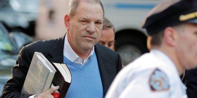 Harvey Weinstein, en libertad vigilada con una fianza de un millón de