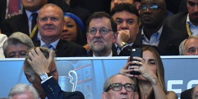 La broma más repetida tras saberse que Rajoy, ohhh, no irá a Kiev a ver la final de