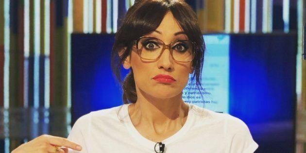 La camiseta con mensaje político de Ana Morgade en 'Zapeando' que todo el mundo quiere