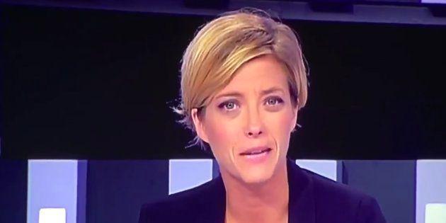 María Casado agradece el cariño recibido por su cobertura del atentado de