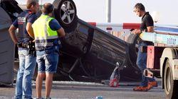 Los terroristas de Cataluña hicieron un rápido viaje de ida y vuelta a