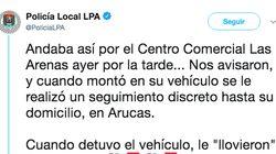 ¿Pánico en un centro comercial por un hombre armado? La historia de la Policía Local de Las Palmas que no acaba como