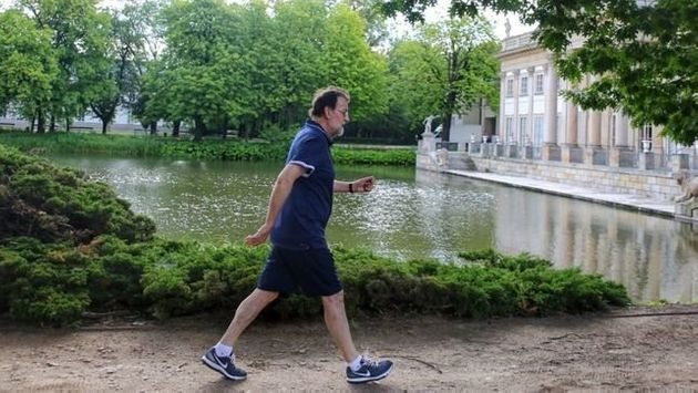 Rajoy entra en tiempo de