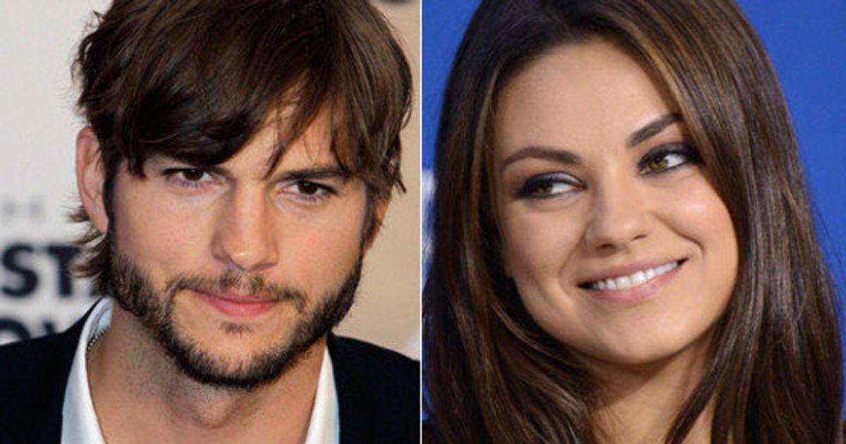 86fcccff9a2 Ashton Kutcher y Mila Kunis enseñan la primera foto de su hija | El  Huffington Post