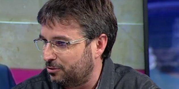 La contundente reflexión de Évole nada más salir de la cárcel de ver a los políticos presos que enciende