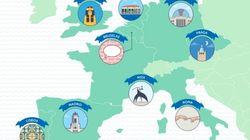 12 planes totalmente gratuitos en 12 capitales