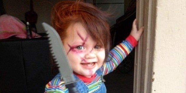 35 disfraces de Halloween para niños: la salvación para padres en apuros