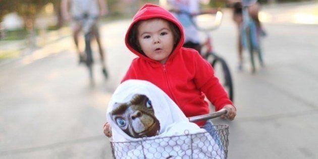 Willow, la niña de dos años con los mejores disfraces de Halloween