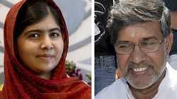 Malala y Kailash Satyarthi ganan el Premio Nobel de la
