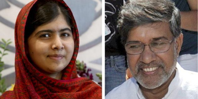 Premio Nobel de la Paz 2014: Malala Yousafzai y Kailash Satyarthi comparten el