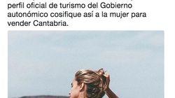 Cantabria retira una campaña de Turismo que denunciaron por