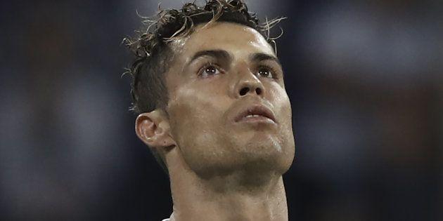 Cristiano Ronaldo insinúa una salida del Real Madrid: