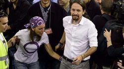 Las imágenes de la Asamblea Ciudadana de Podemos