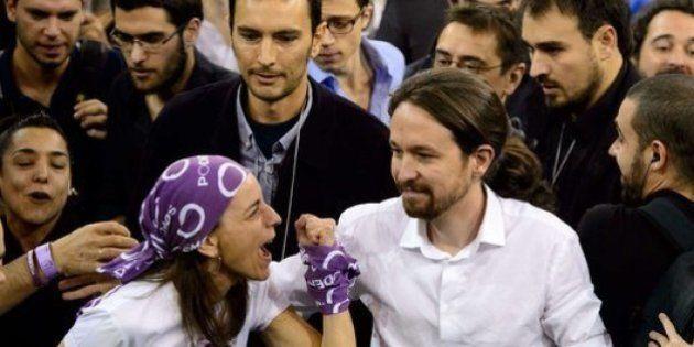 Candidatos de Podemos: comienza las elecciones internas con Pablo Iglesias como