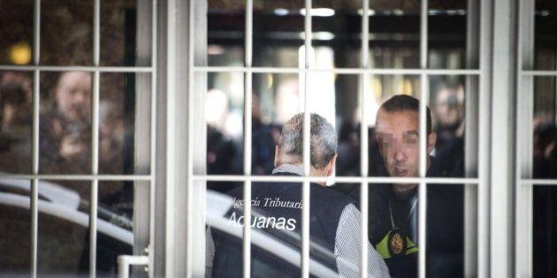 Hacienda registra la vivienda de Rato, denunciado por fraude, alzamiento de bienes y