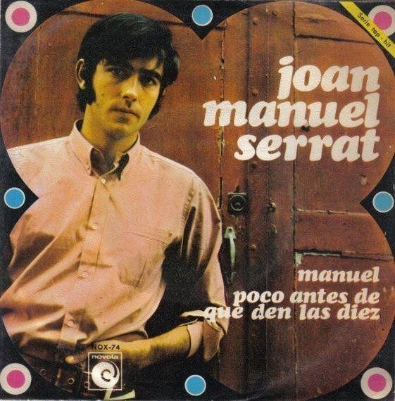 Las diez canciones que Serrat no ha incluido en su antología discográfica (pero deberían