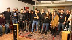 'Mediterráneo': el videoclip de la versión solidaria con Serrat, Pablo López, Estopa,