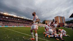 El Rayo Vallecano vuelve a Primera dos años