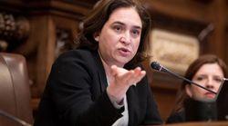 La crítica de Colau contra el PP que se le vuelve en contra tras la denuncia al excantante de 'La Polla