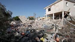 Encuentran un cinturón de explosivos entre los restos de la casa que explotó en