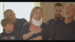 El emocionado agradecimiento a Iniesta de una herida durante la grabación de