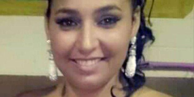 Fotografía facilitada por la familia de R.C.N. de 28 años, la joven fallecida en el