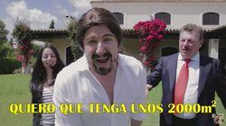 La parodia de Los Morancos sobre la polémica del chalé de Pablo Iglesias e Irene