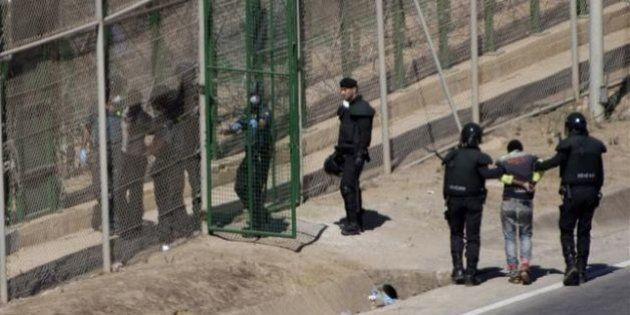 La ONU pide explicaciones a España por las devoluciones en caliente en Ceuta y