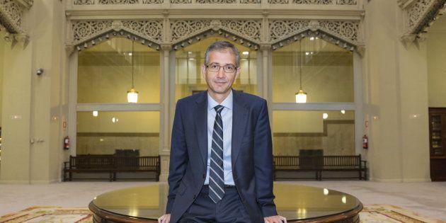 Pablo Hernández de Cos, futuro gobernador del Banco de