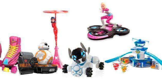 Estos son los juguetes que todos los niños querrán en la Navidad de