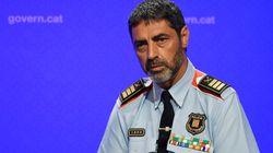 La carta de Trapero a los mossos:
