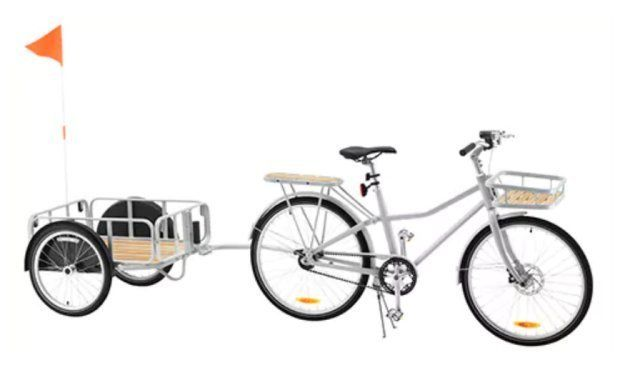 Bicicleta Sladda con